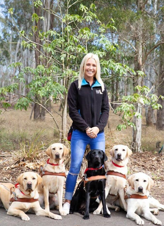 Kirsten King – Dog Trainer